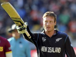Fifty Record Not On Guptill S Mind During Slogathon
