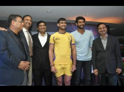 Pro Kabaddi Signs Actor Rana Daggubati As Brand Ambassador