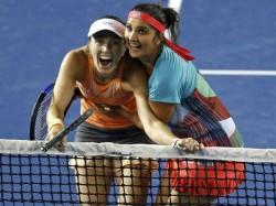st Successive Victory Sania Mirza Martina Hingis Pair