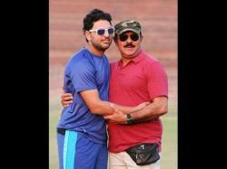 Yograj Singh Strikes Again What Is Ms Dhoni Trying Prove Asks Yuvraj S