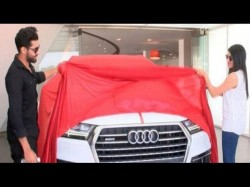 Ravindra Jadeja Gifted Rs 95 Lakh Audi Q7 Soon To Be In Law