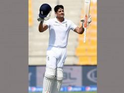Alastair Cook Just Shy Sachin Tendulkar S Record In Tests