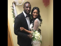 Windies Rounder Andrew Russell Married His Girlfriend