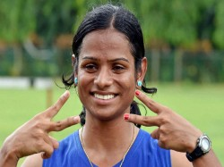 India S Fastest Female Sprinter Dutee Chand Had This Bizarre