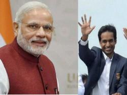 Pm Modi Speaks On Importance Teachers Says Gopichand Grea