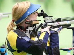 Rio Olympics 2016 Day One American Shooter Wins Games Fi