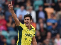 Mitchell Starc Taken Hospital After Cutting Leg Training Mis