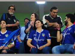 Indian Super League 2016 Abhishek Bachchan Dream Mrs Nita Ambani To