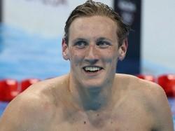 Olympic Swimmer Mack Horton Gets Potentially Life Saving War