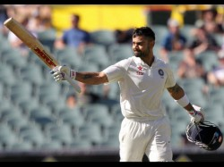 Icc Test Rankings Virat Kohli Rises Career Best 4th