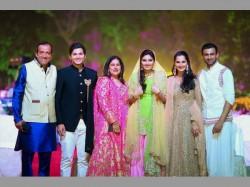 Sania Mirza Sister Marriage