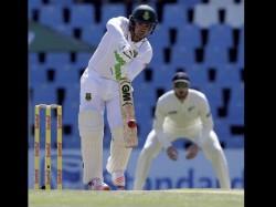 Hobart Test Quinton De Kock Slams Ton As South Africa Tighten Grip