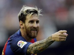 Manchester City Coach Pep Guardiola Rates Lionel Messi Highe