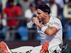 Icc Rejects Faf Du Plessis S Appeal Against Ball Tampering