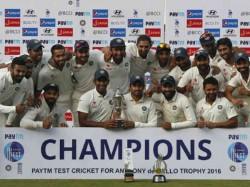 Virat Kohli Led India Set New Test Record With Win Chennai