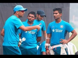 Why India S Under 19 Team Coached Rahul Dravid Has No Money For Dinner