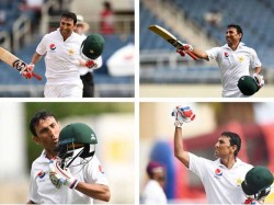 Younis Khan Becomes First Pakistani Score 10 000 Runs Test Cricket