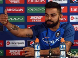 Champions Trophy Virat Kohli Finds Surprise Fan English Snooker Player