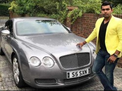 Umar Akmal Gets Trolled Fans After Posting Picture With Bentley