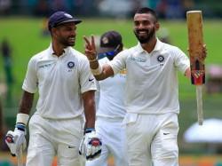 Kl Rahul Shikhar Dhawan Reach Career Best Spots Latest Icc Test Rankings