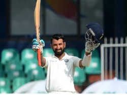 Cheteshwar Pujara 7th Indian Celebrate 50th Test With Hundred