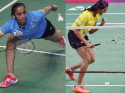 Pv Sindhu Saina Nehwal World Badminton Championships Semis
