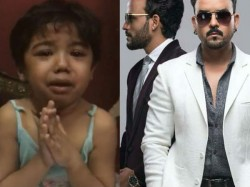 Singer Toshi Sabri Defends Viral Video Crying Girl She S His Niece
