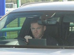 Football Star Wayne Rooney Arrested On Suspicion Drunk Driving