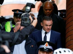 Wayne Rooney Banned After Admitting Drink Driving