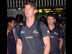 New Zealand Axe Neesham Broom India Tour