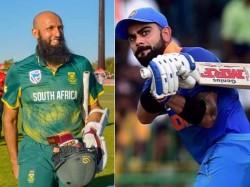 Hashim Amla Breaks Virat Kohli S Record Yet Again Quinton De Cock