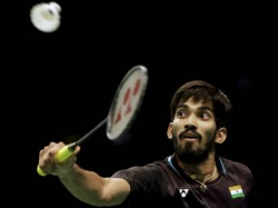 Srikanth One Step Away From Third Super Series Title