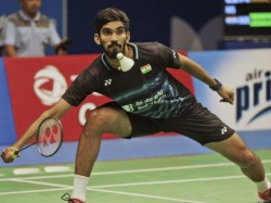 Srikanth Keeps India S Hopes Alive Saina Prannoy Bow Out