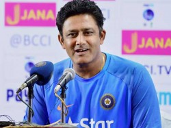 Anil Kumble The Mix Coach The Year First Indian Sports Honours