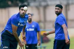 Ashwin Not As Attacking As Harbhajan Says Former Aussie Opener Matthew Hayden