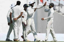 Nagpur Test Day 4 Live Jadeja Removes Karunaratne Early As Sl Chase Indias Mammoth Lead