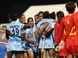 India Women S Hockey Team Complete Sheer Dominance With Asia Cup 2017 Win
