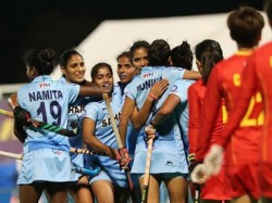 Following Asia Cup Win Hockey India Announces Rs 1 Lakh Each For Women S Team