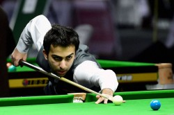 Sweet November India S Golden Boy Advani Lifts Title No