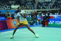 China Open Pv Sindhu Sole Indian Shuttler Quarterfinals