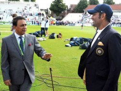 Sunil Gavaskar Bats Ms Dhoni After Vvs Laxman Ajit Agarkars Take On His T2o Future