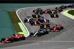 Vettel S Early Overtake Earns Brazil Victory