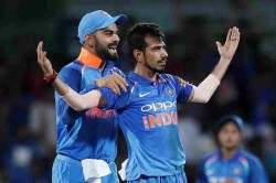 Virat Kohli S Message Yuzvendra Chahal That Makes The Leg Spinner Successful