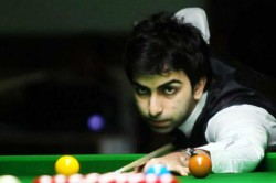 Newsmakers 2017 Cue Sports Pankaj Advani