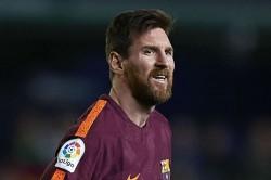 Messi Faces Toughest Foe Champions League