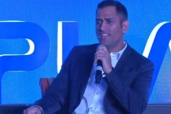 Ms Dhoni Names His Favourite Tennis Player
