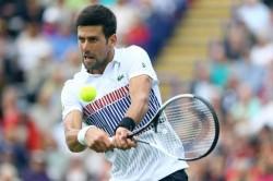 Tennis Novak Djokovic Gears Up Australian Open With Melbourne Tournament