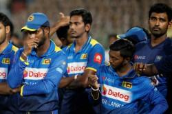 Sri Lanka Sports Minister Stops Team Leaving India Odis