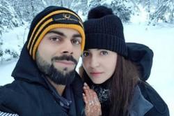 Virat Kohli Anushka Sharma S Honeymoon Photo Gets Over 1 Lakh Likes In Less Than 10 Minutes