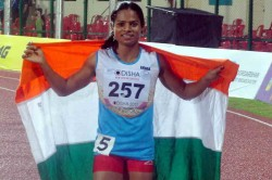Dutee Chand Gets Cas Relief Allowed Compete Six Months